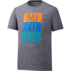 Mizuno Impulse Core T-paita Miehet, magnet